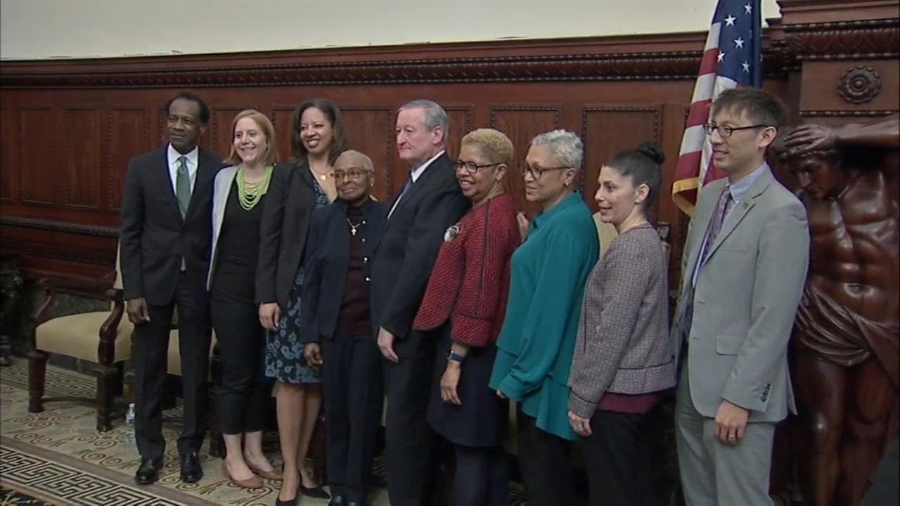 Philadelphia School Board members announced