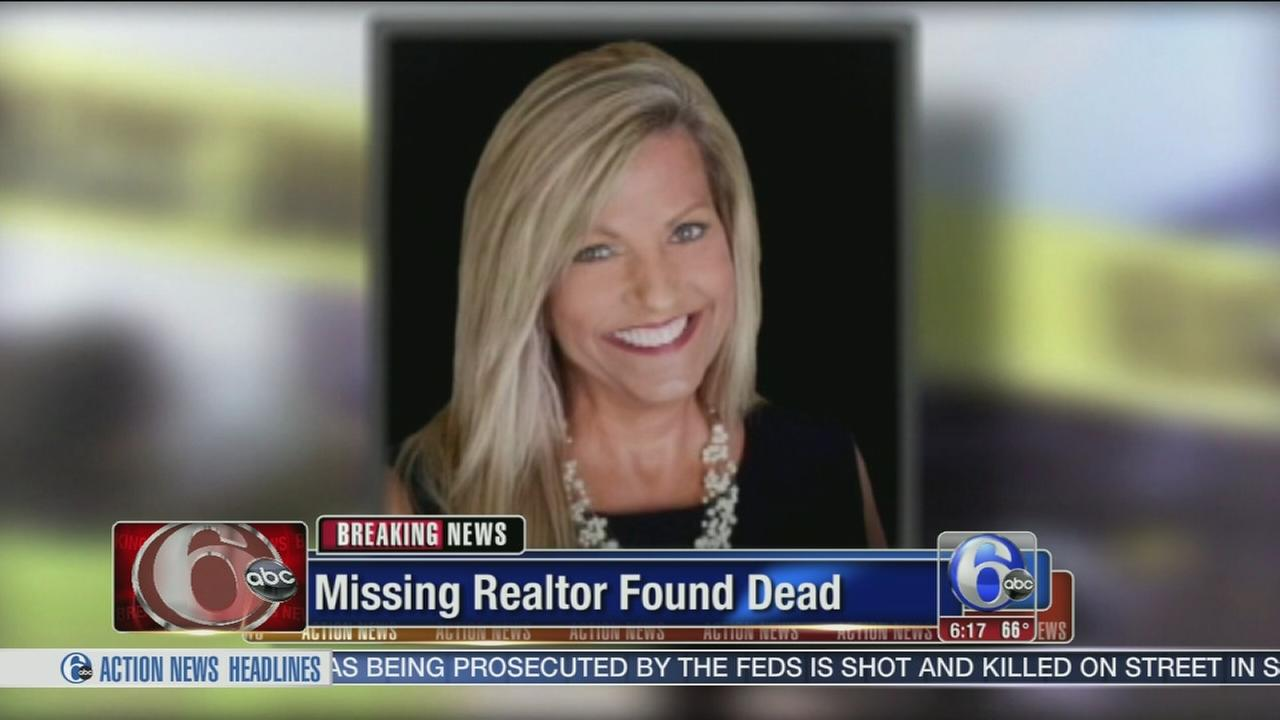 VIDEO: Missing realtor found dead