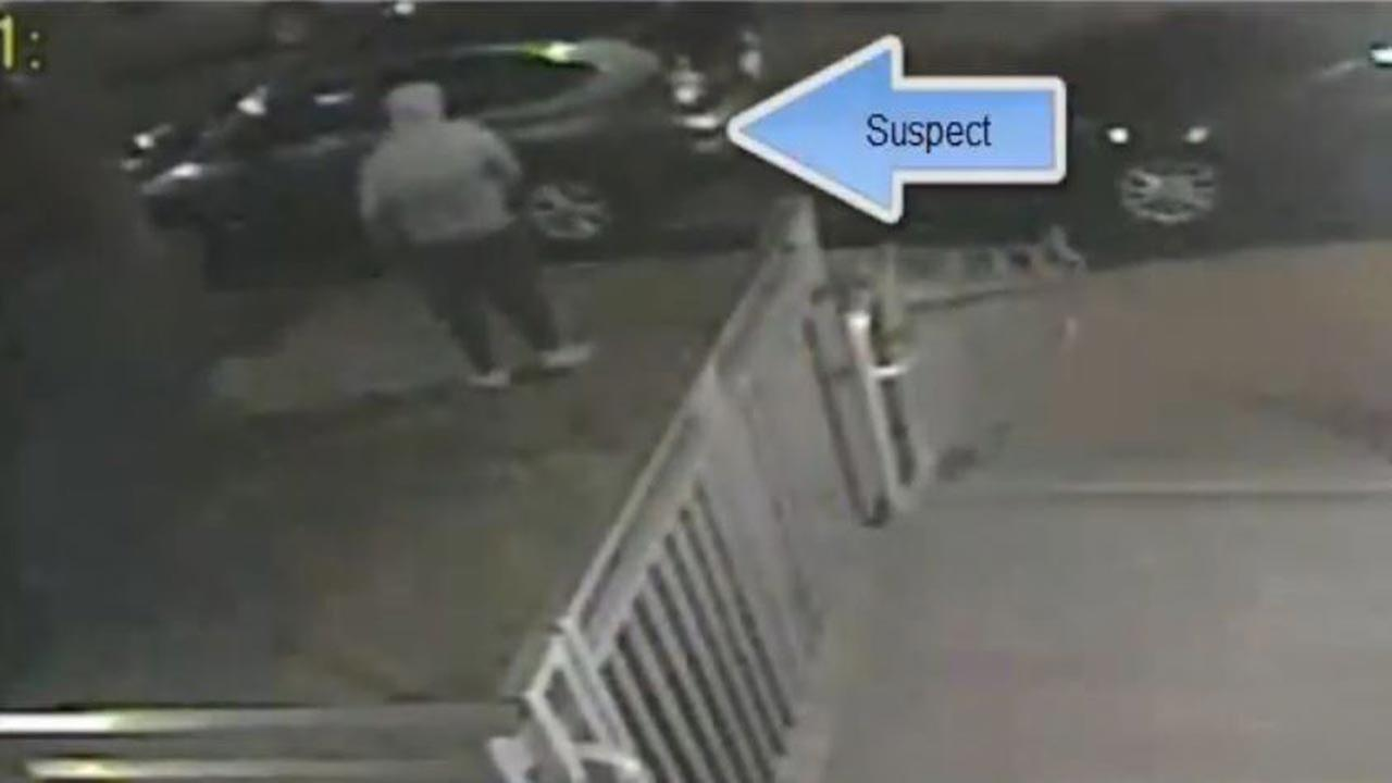 Video shows vandal scratching racial slurs on victim's car in Port Richmond