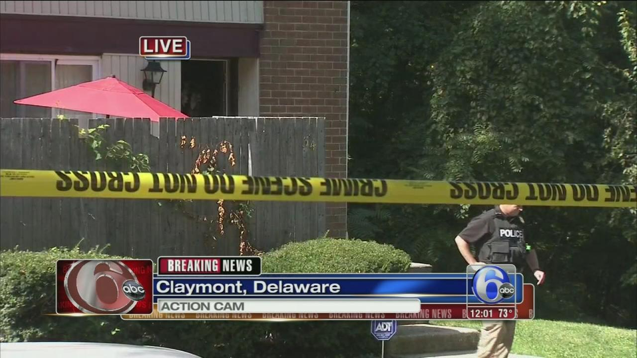 VIDEO: 2-year-old child shot in head in Del.