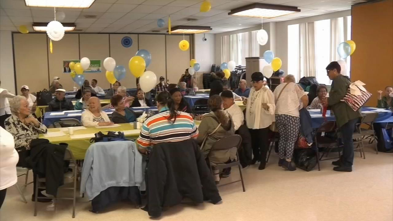 Free senior fair in North Philadelphia