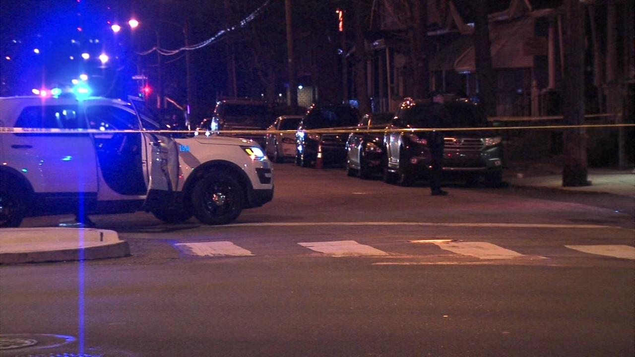 Man shot and wounded