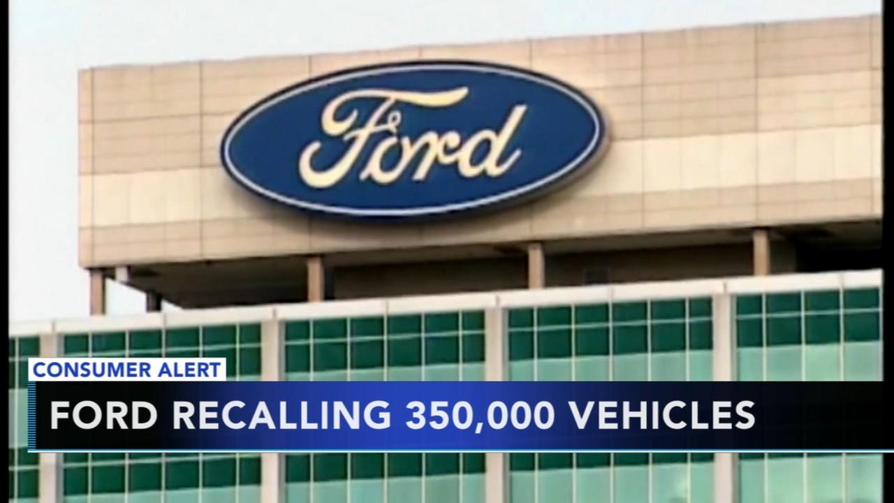 Ford recalls trucks, SUVs for transmission shifter problem