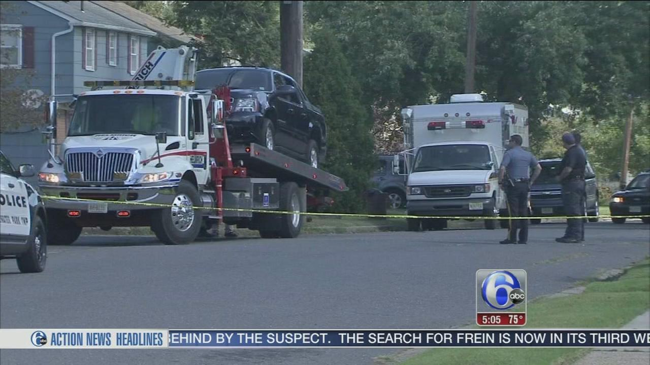 VIDEO: Off-duty NJ cop shot man trying to steal his truck