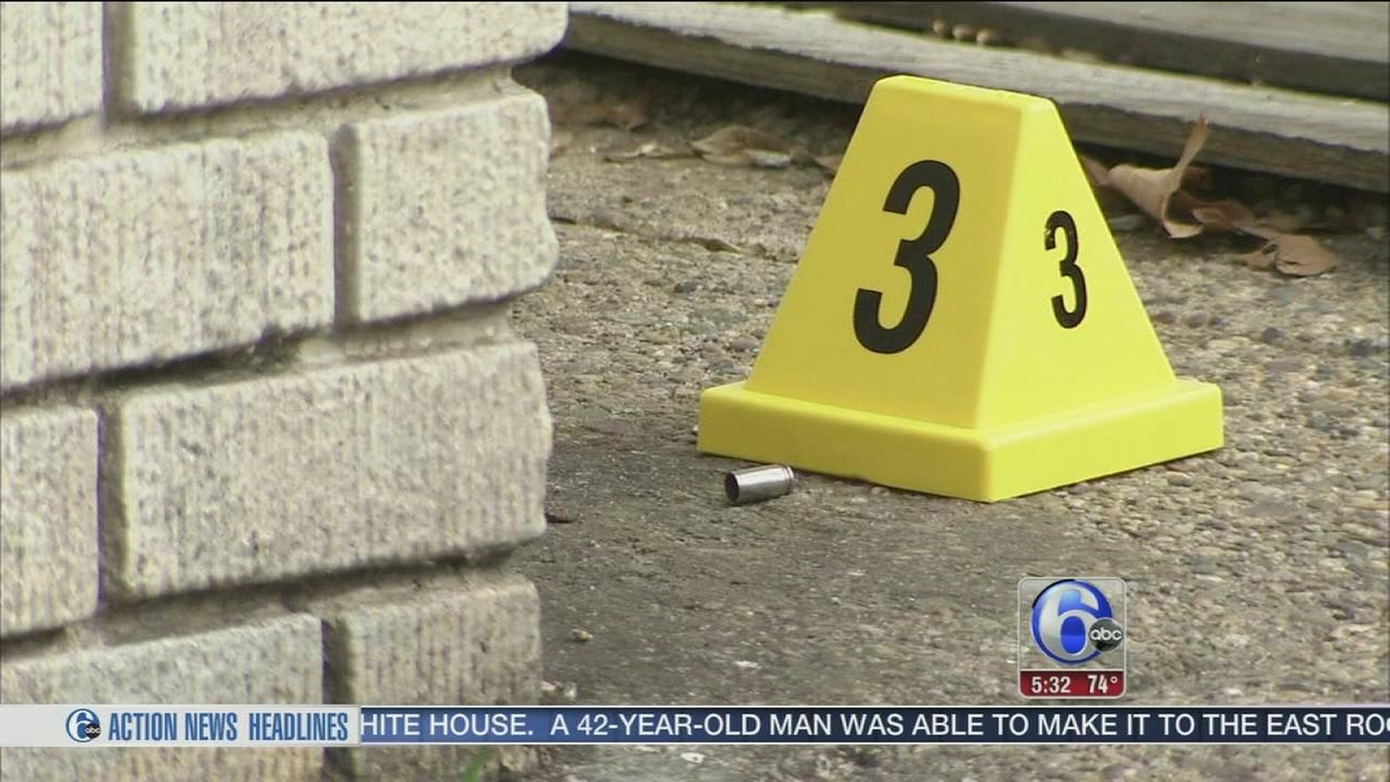 VIDEO: Double shooting in West Philadelphia