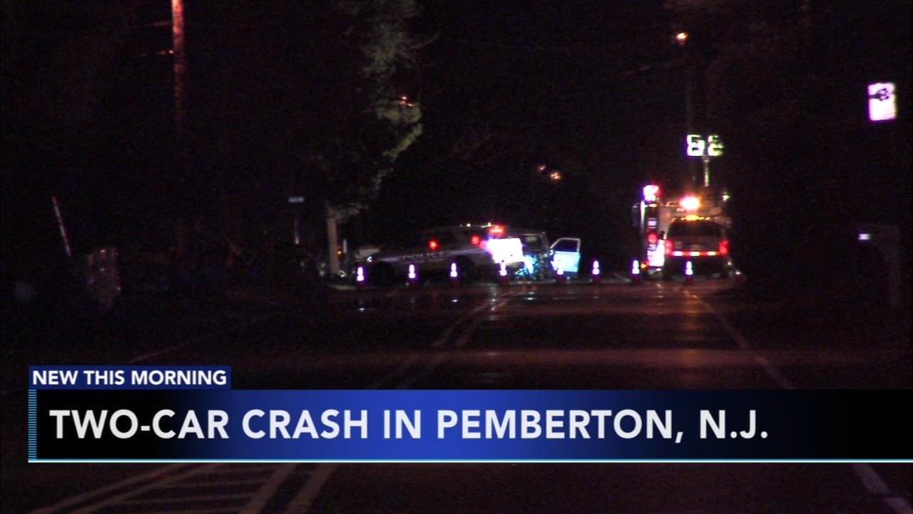 Pemberton township news 6abc 1 injured in pemberton twp collision sciox Choice Image