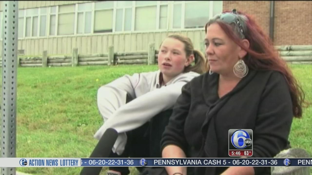 VIDEO: Mom gets revenge on rebellious teen