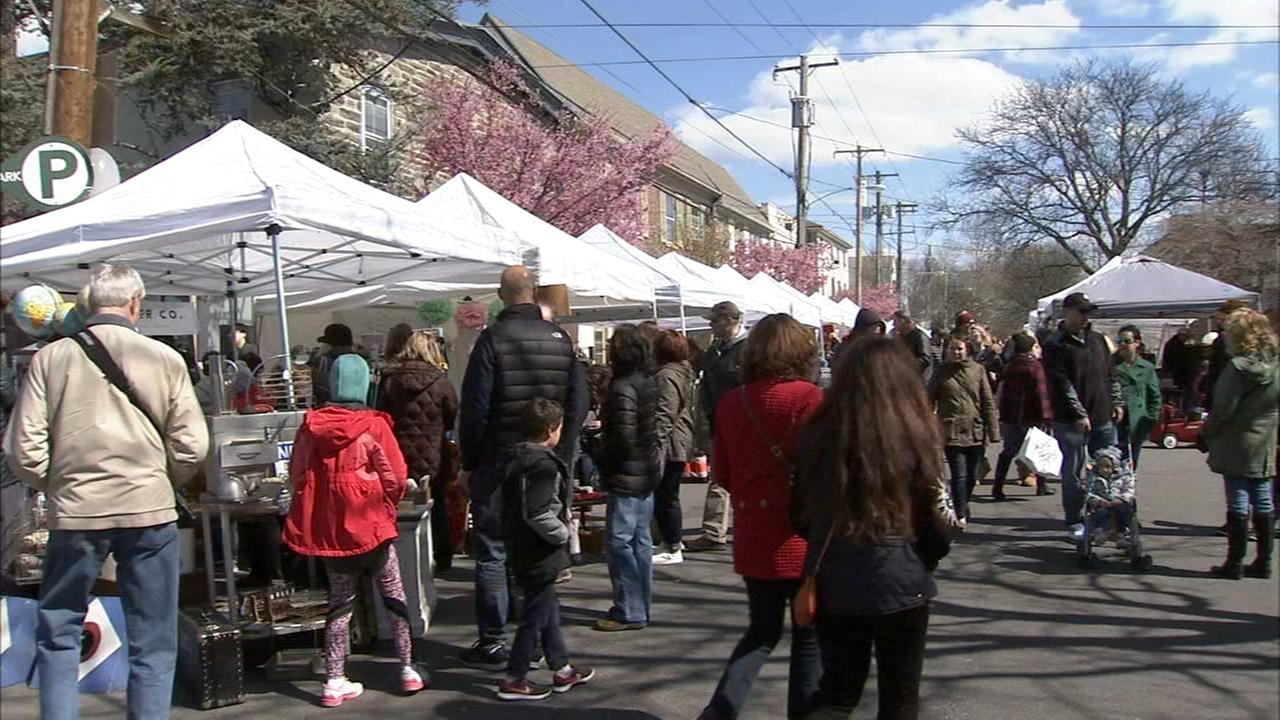 Clover Market spring opening attracts hundreds in Chestnut Hill