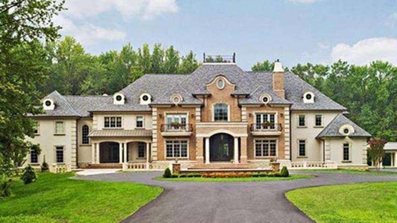 PHOTOS: Jon Runyans $5.8 million NJ home for sale