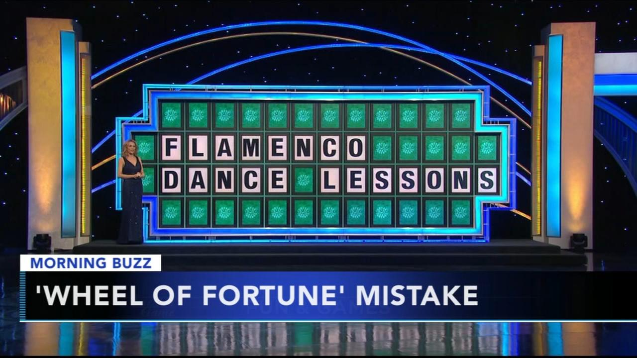 Wheel of Fortune contestant makes big mistake