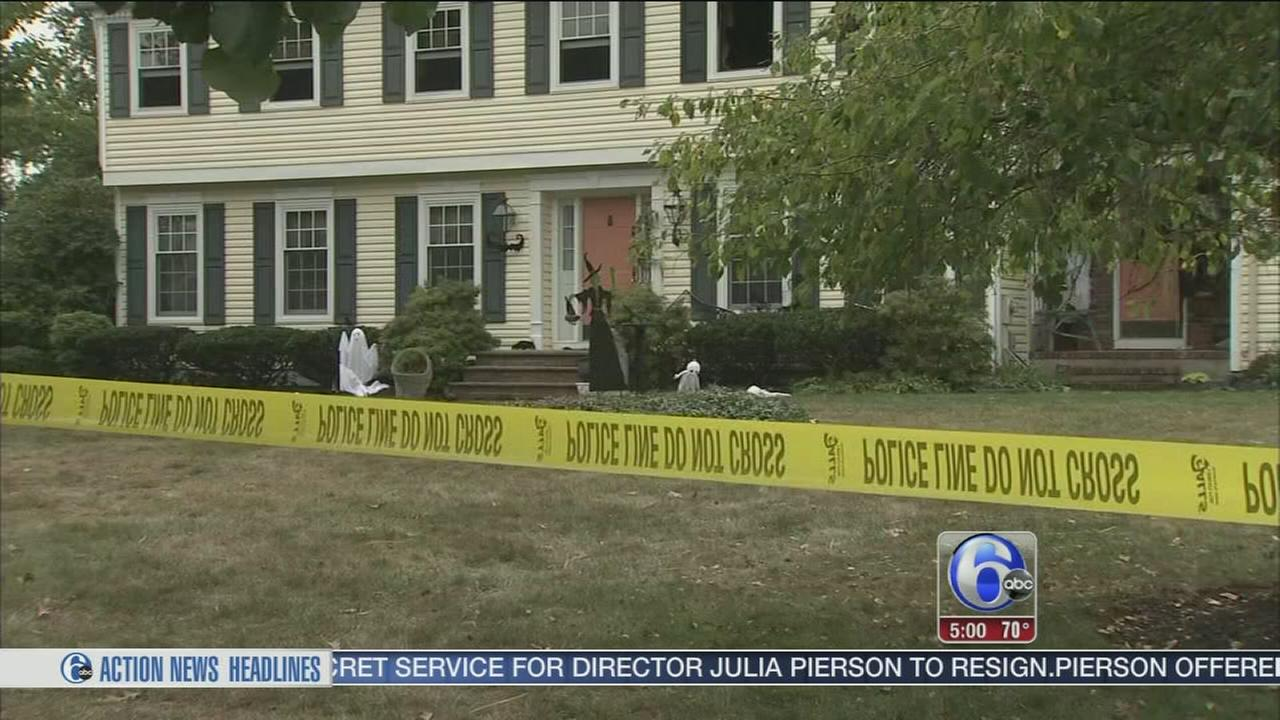 VIDEO: Arson investigation