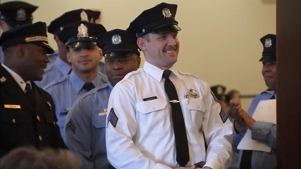 Police, civilians honored for outstanding work in NE Philly