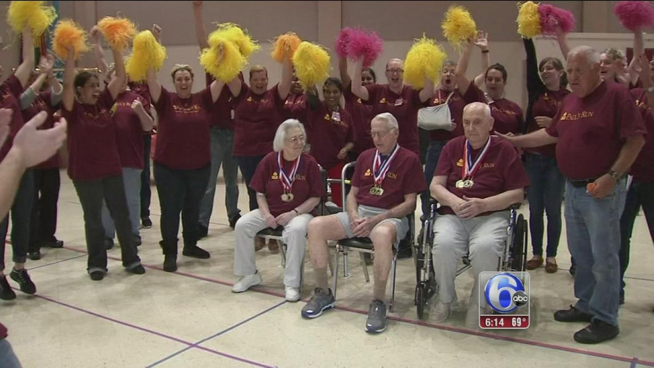 VIDEO: 34th annual Senior Games in Plymouth Meeting
