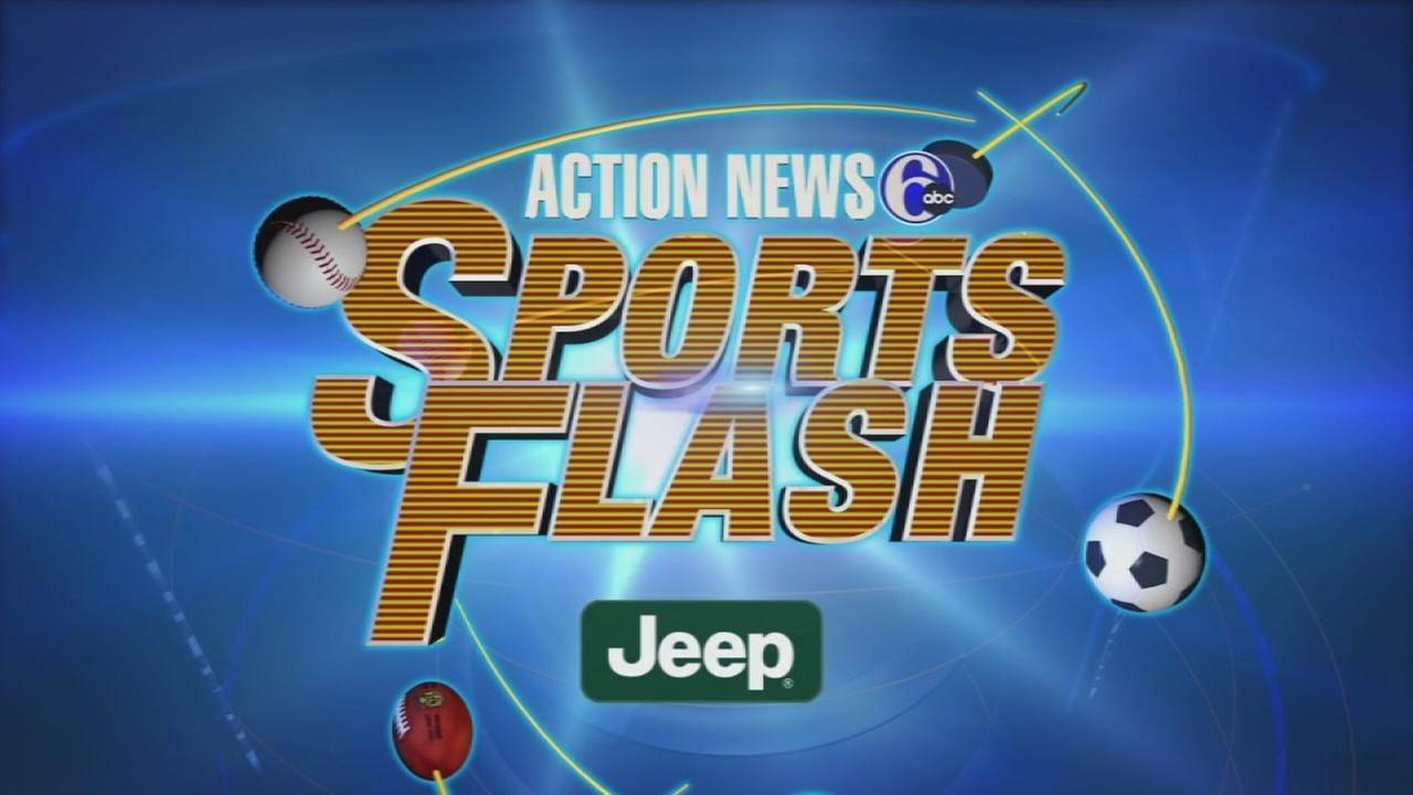 VIDEO: Action News Sports Flash: Wednesday October 1, 2014