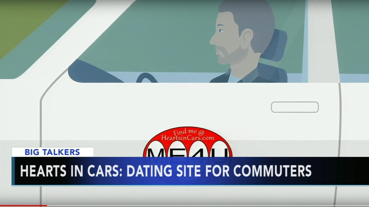 Bucks County woman creates dating site for commuters