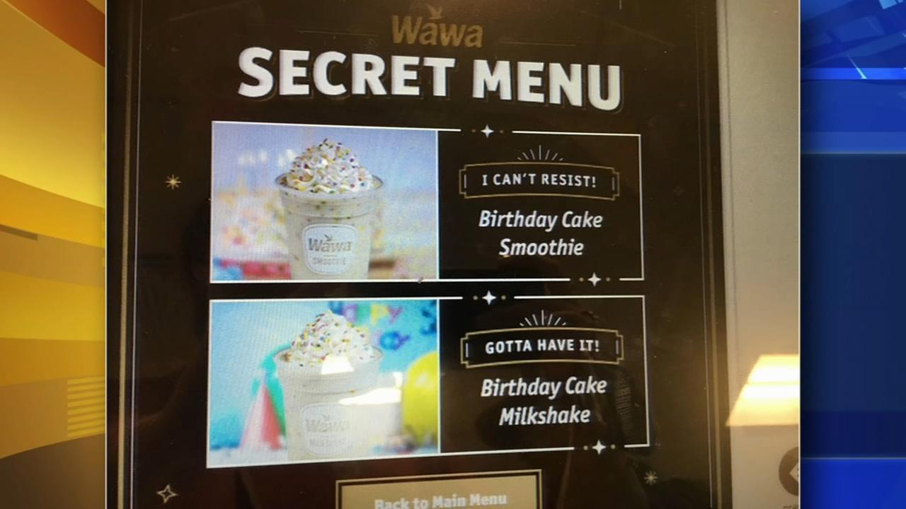 Wawa Secret Menu unlocked