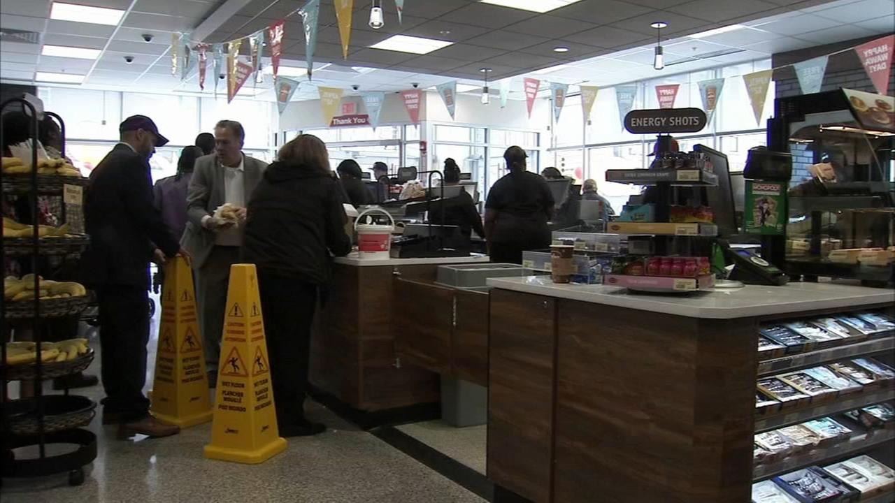 Citys newest Wawa opens on South Street