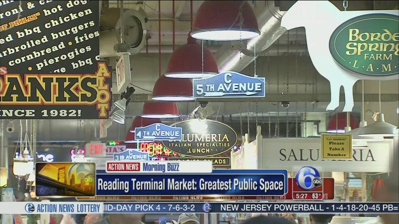 VIDEO: Reading Terminal Market: Greatest public space