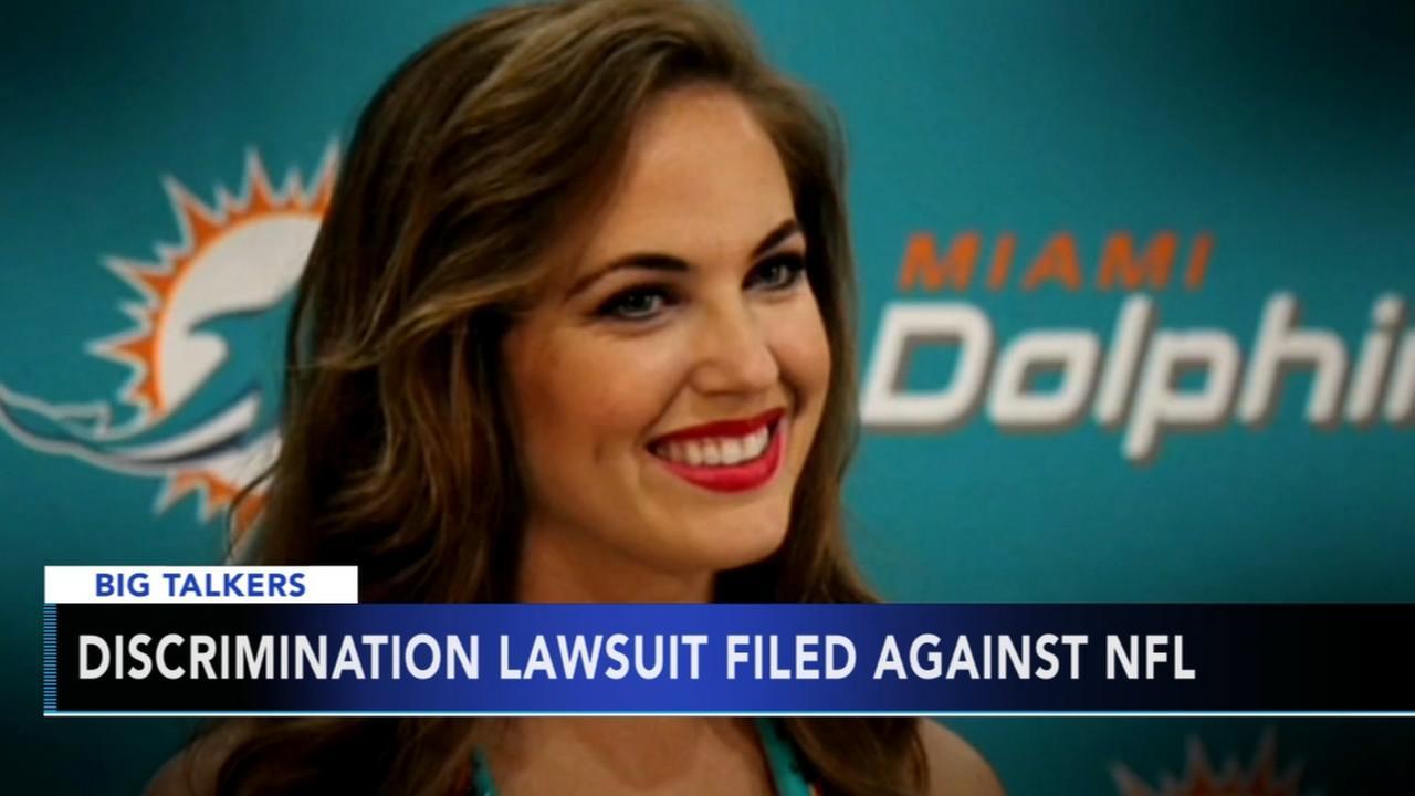 Former NFL cheerleader alleges gender and religious discrimination