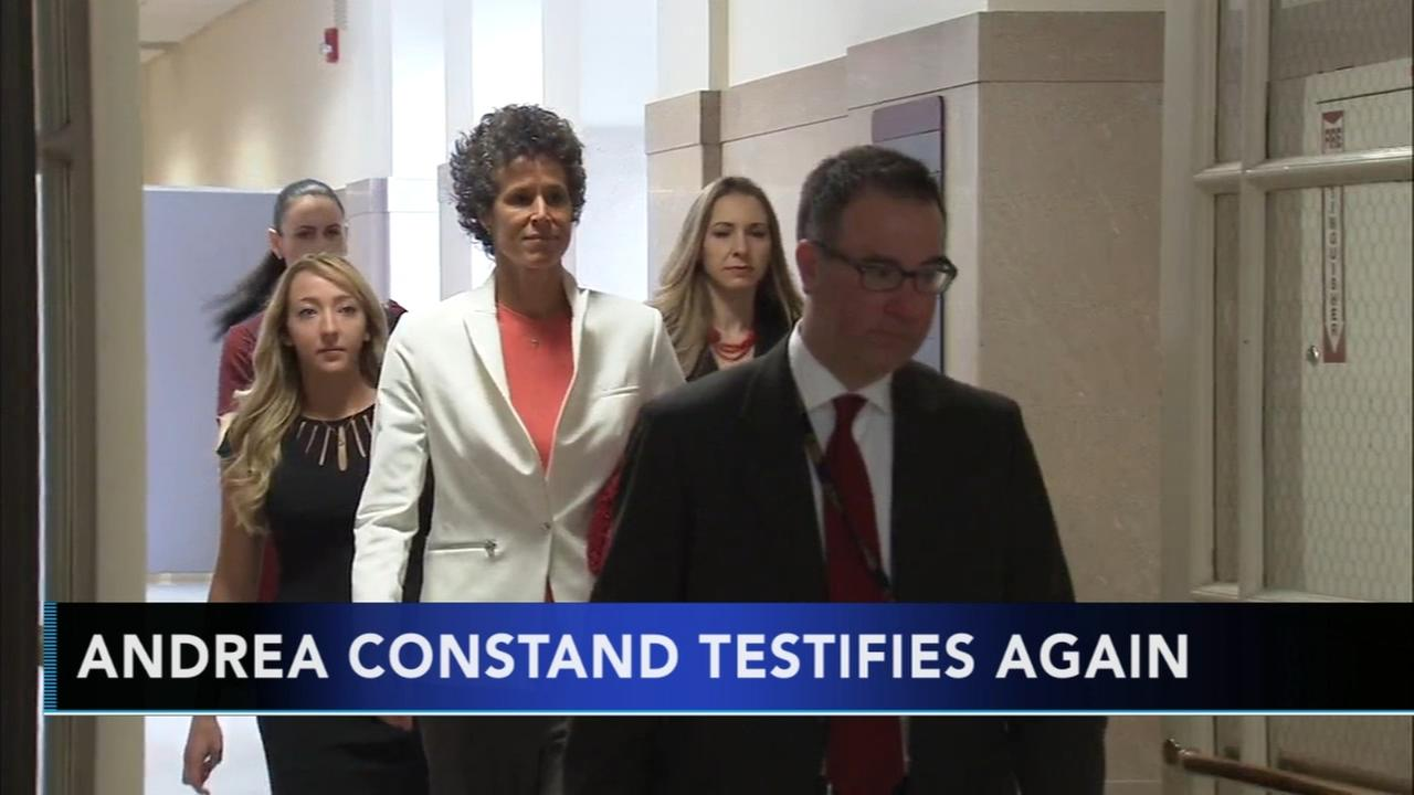 On stand, Bill Cosbys chief accuser says she wants justice