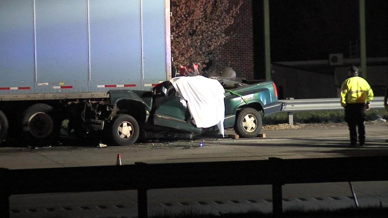 1 dead in Blue Route crash