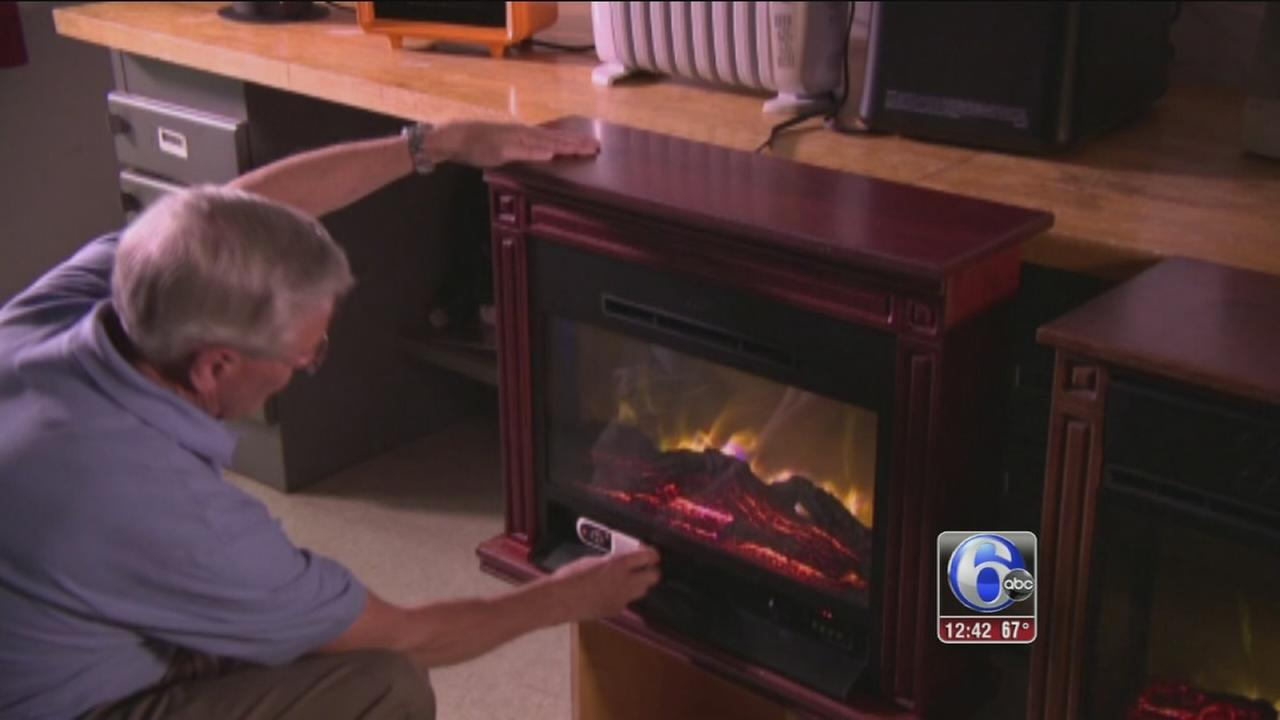 VIDEO: Dangers of portable heaters