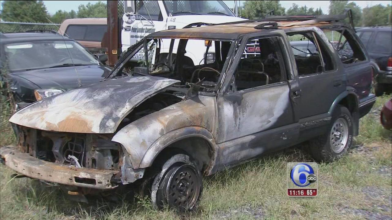 VIDEO: TroubleShooters: SUV bursts into flames after leaving lot
