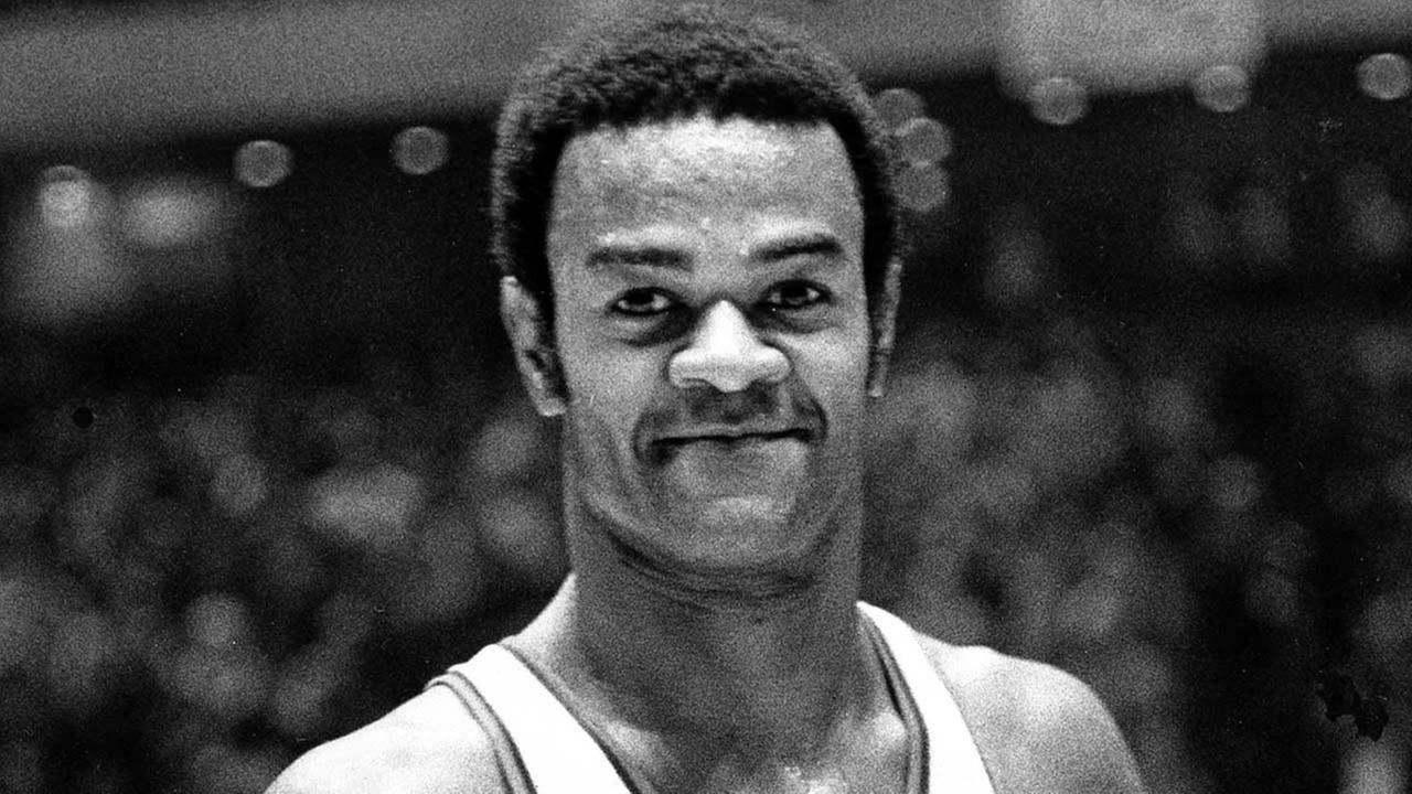 Hal Greer is seen in this 1971 file photo.