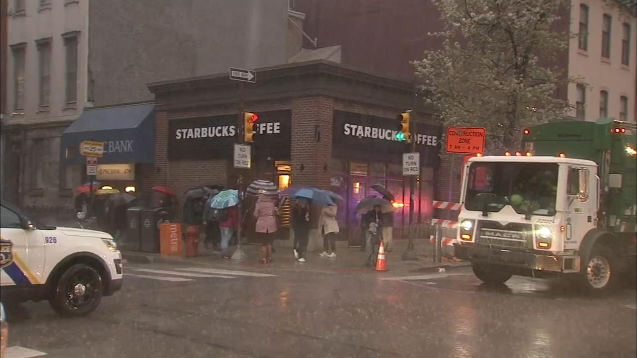 Starbucks CEO wants face-to-face meeting, protests continue