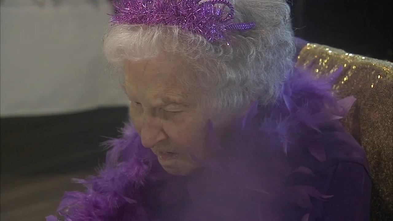 Celebrating 104 years