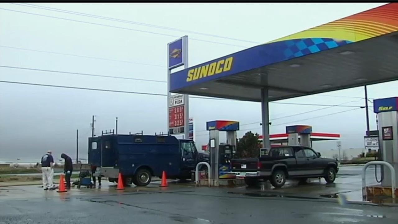 Batch of gas causes problems for drivers