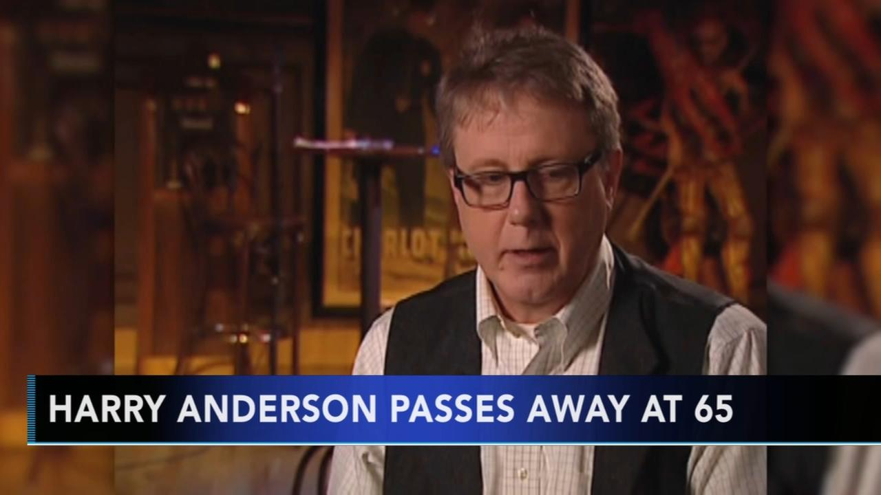 Harry Anderson passes away at 65