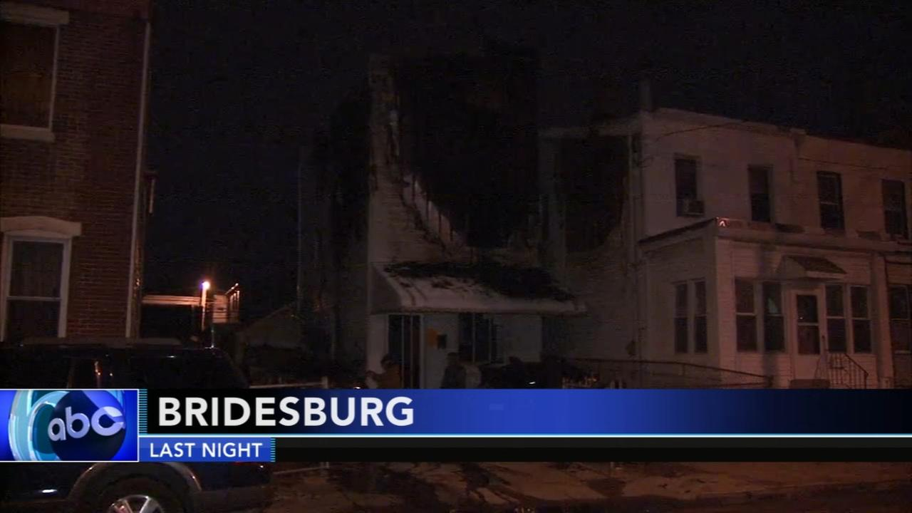 Bridesburg fire displaces 12