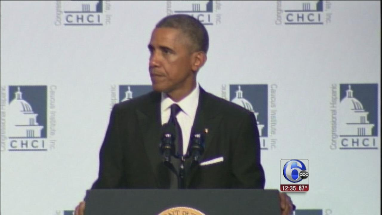 VIDEO: Obama pushes immigration reform