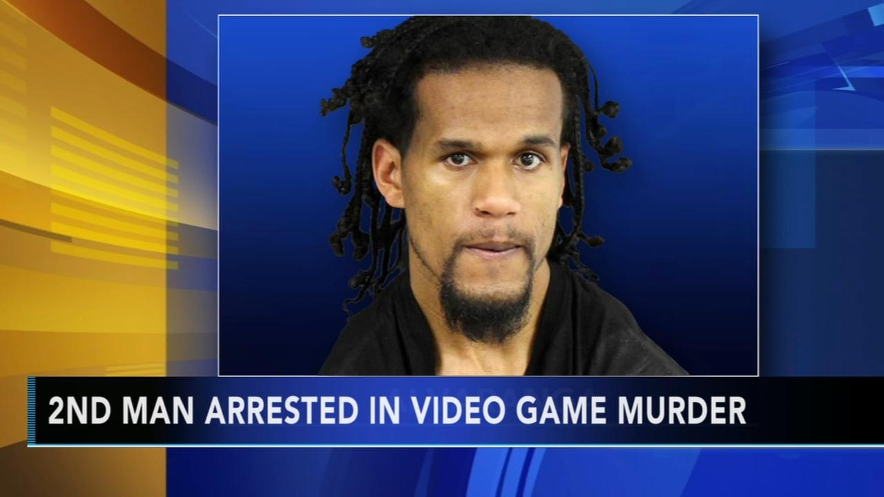 2nd man arrested in video game murder in Mercer County