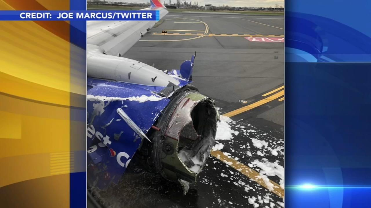 What happened on Southwest Flight 1380?