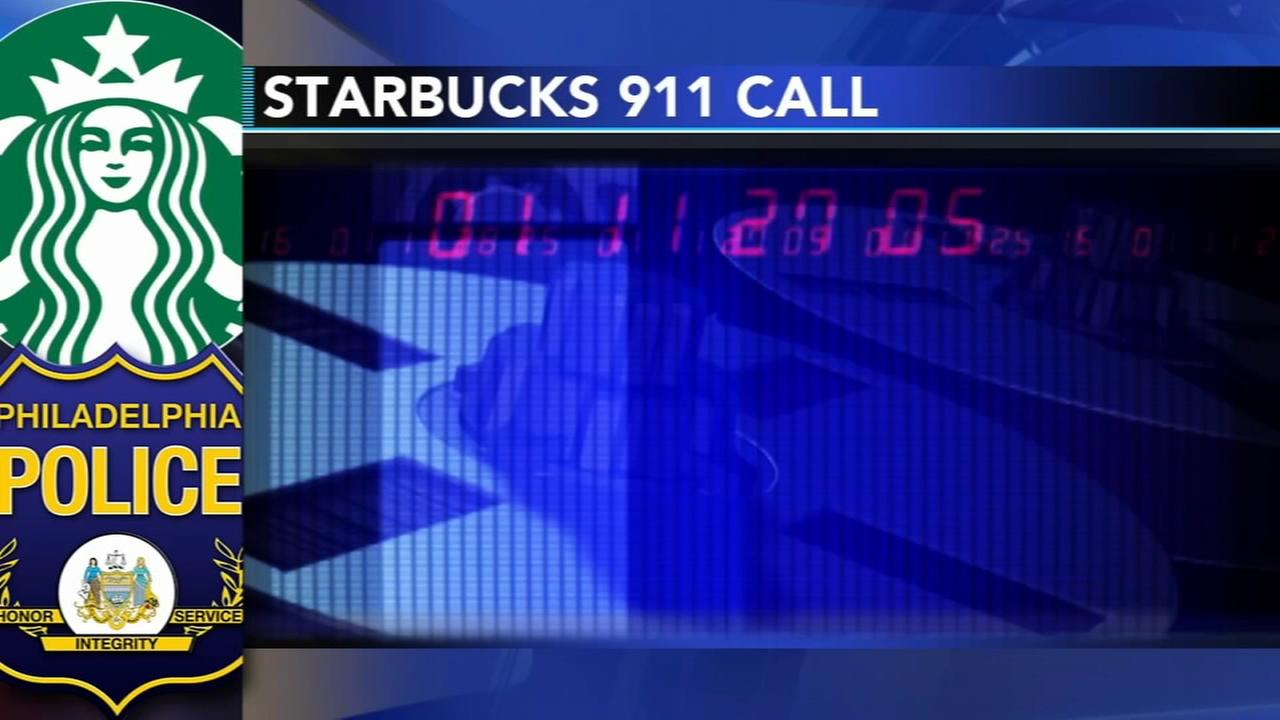 LISTEN: Philadelphia police release call from Starbucks employee
