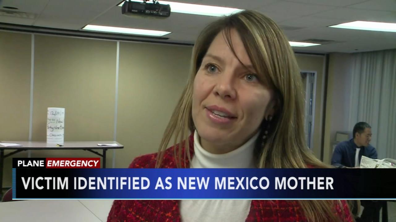 New Mexico mourns bank executive killed on Southwest plane