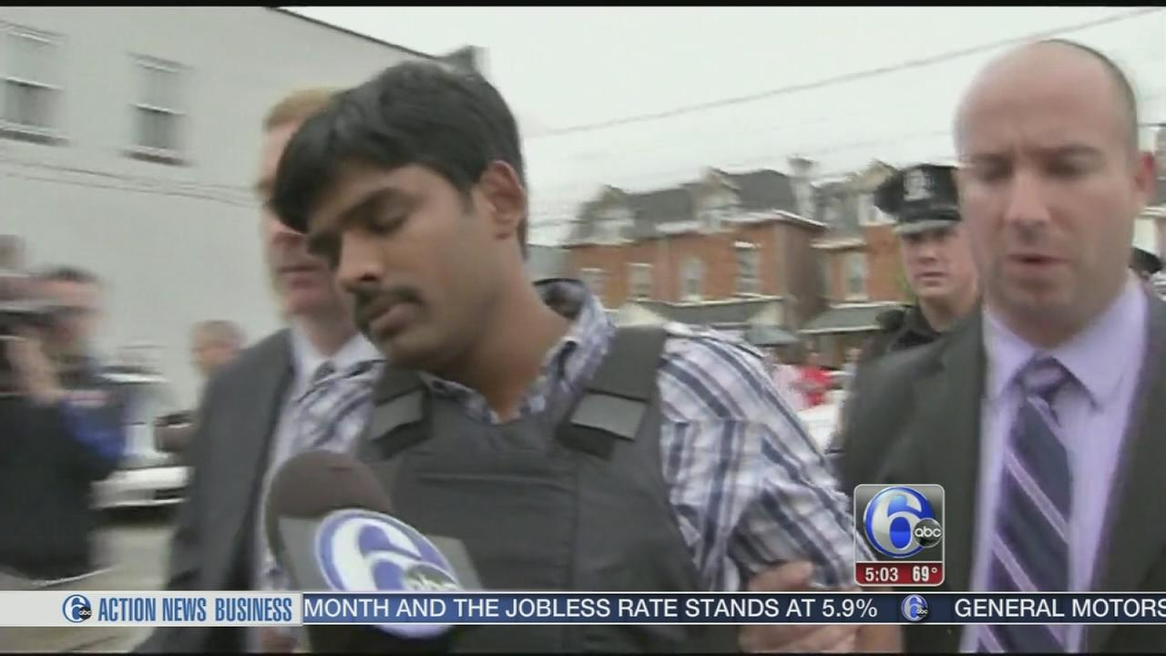 VIDEO: Yandamuri begins own defense in double murder trial