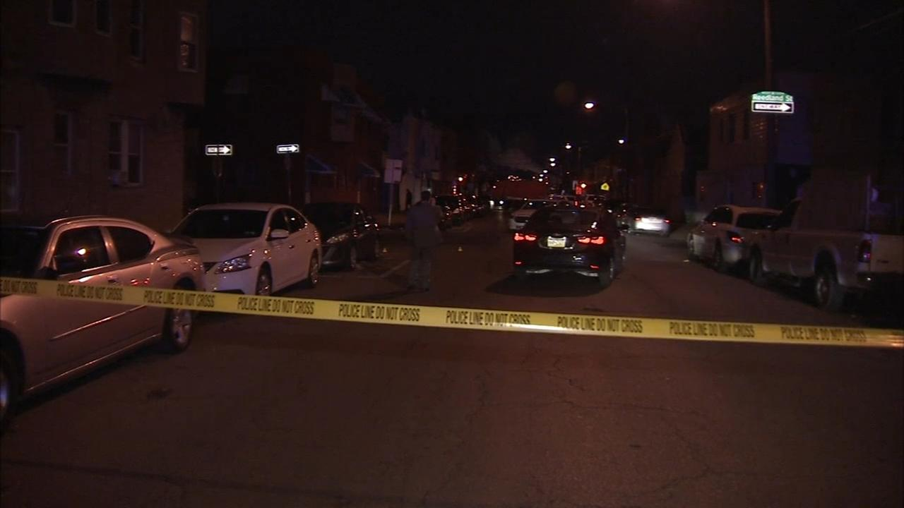 Driver shot in SW Philly