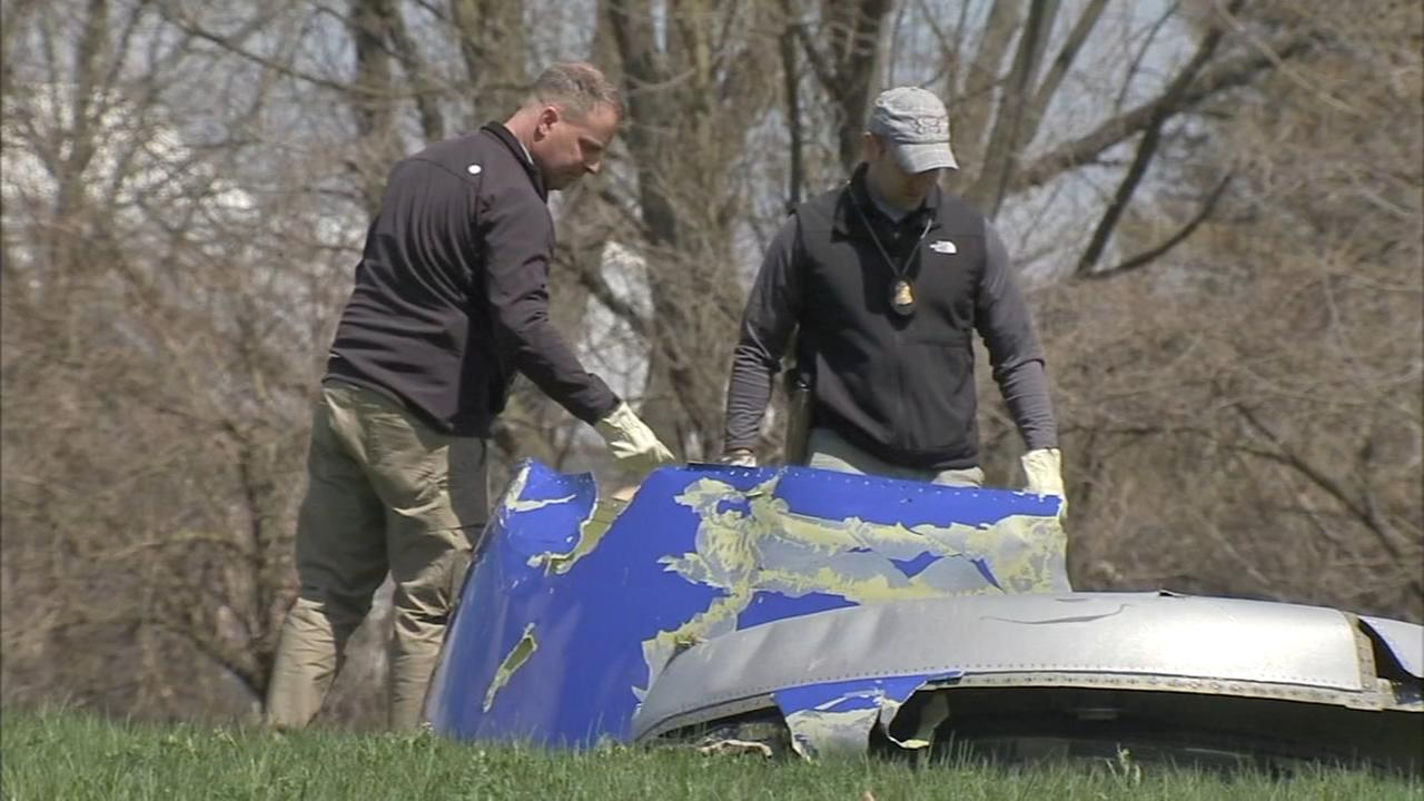 Debris from Southwest plane recovered in Berks County