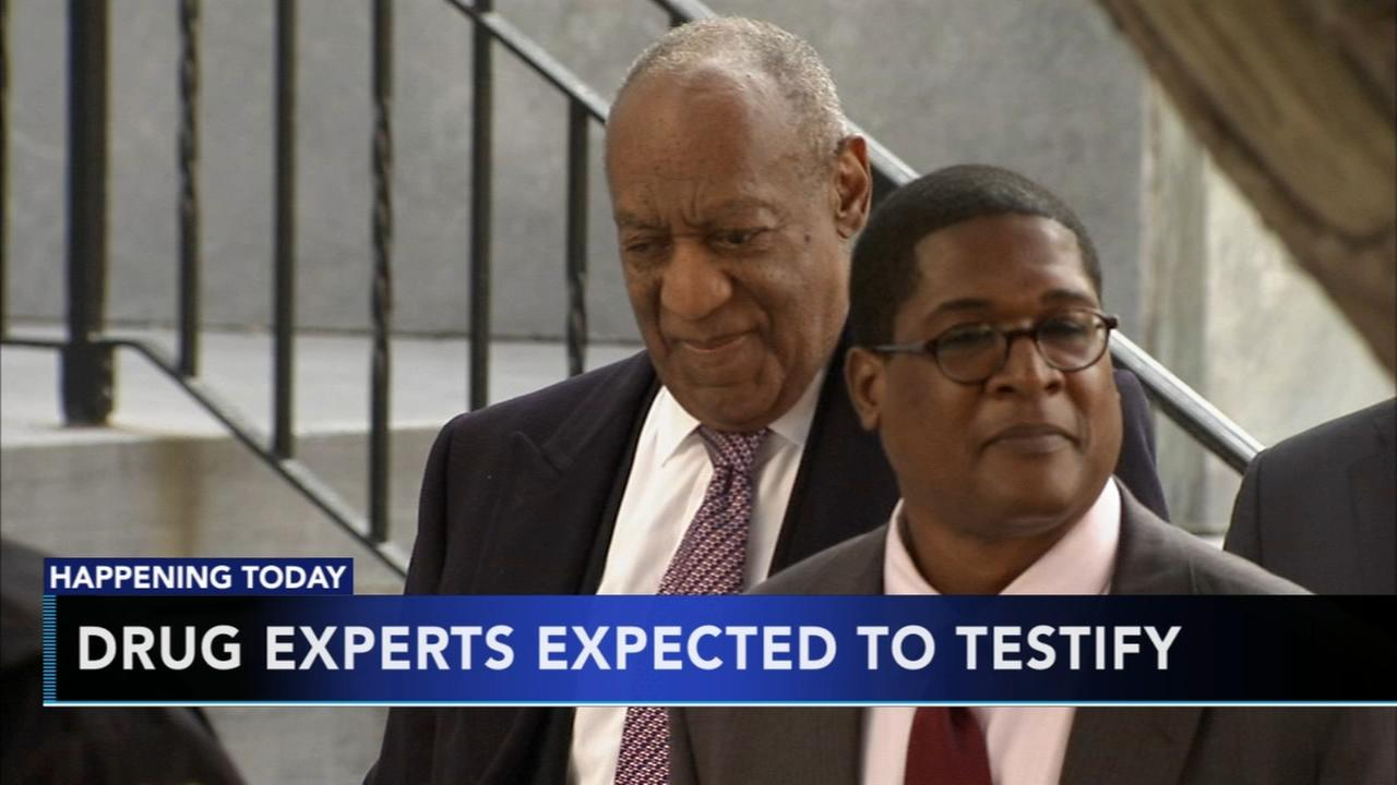 Drug experts expected to testify in Cosby retrial