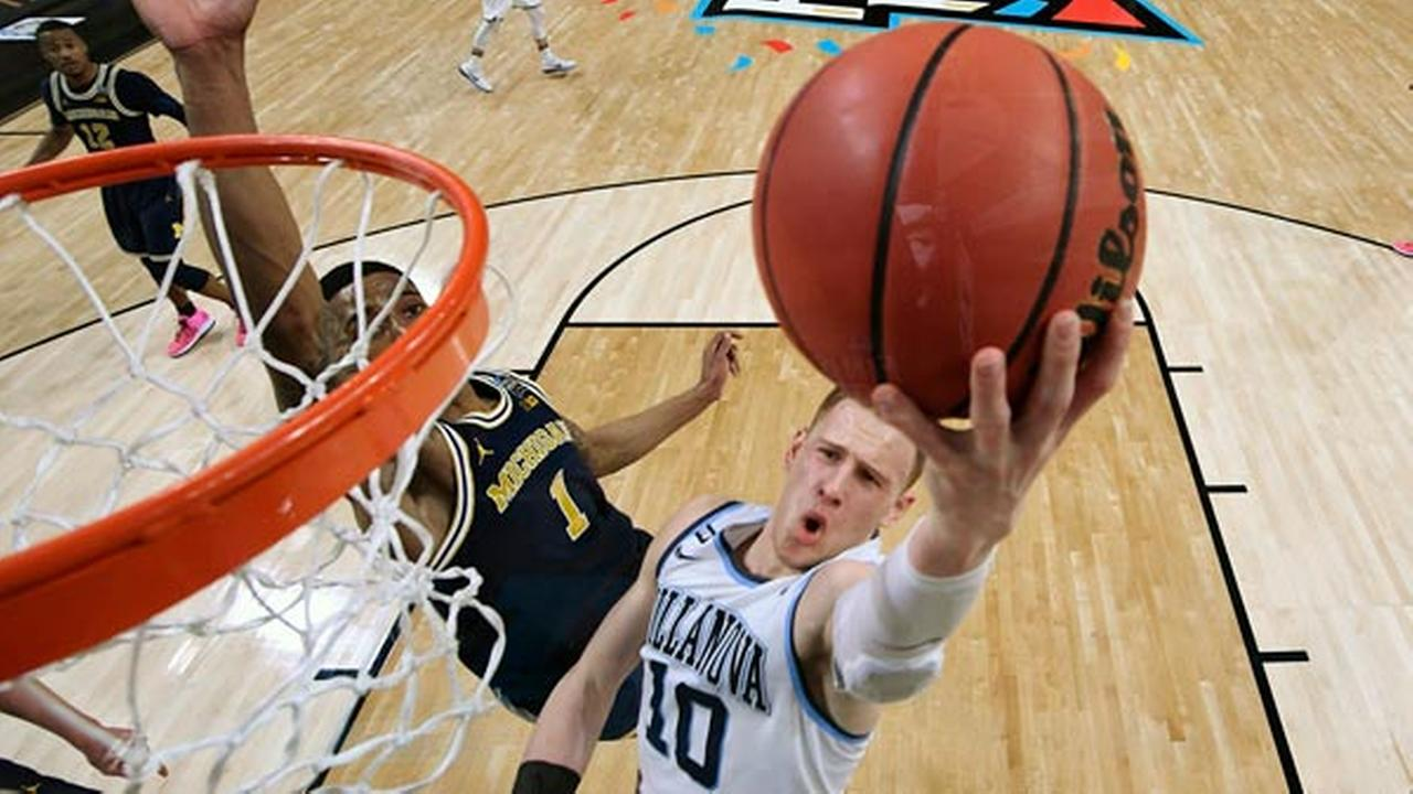 Donte DiVincenzo latest Villanova player to declare for National Basketball Association draft