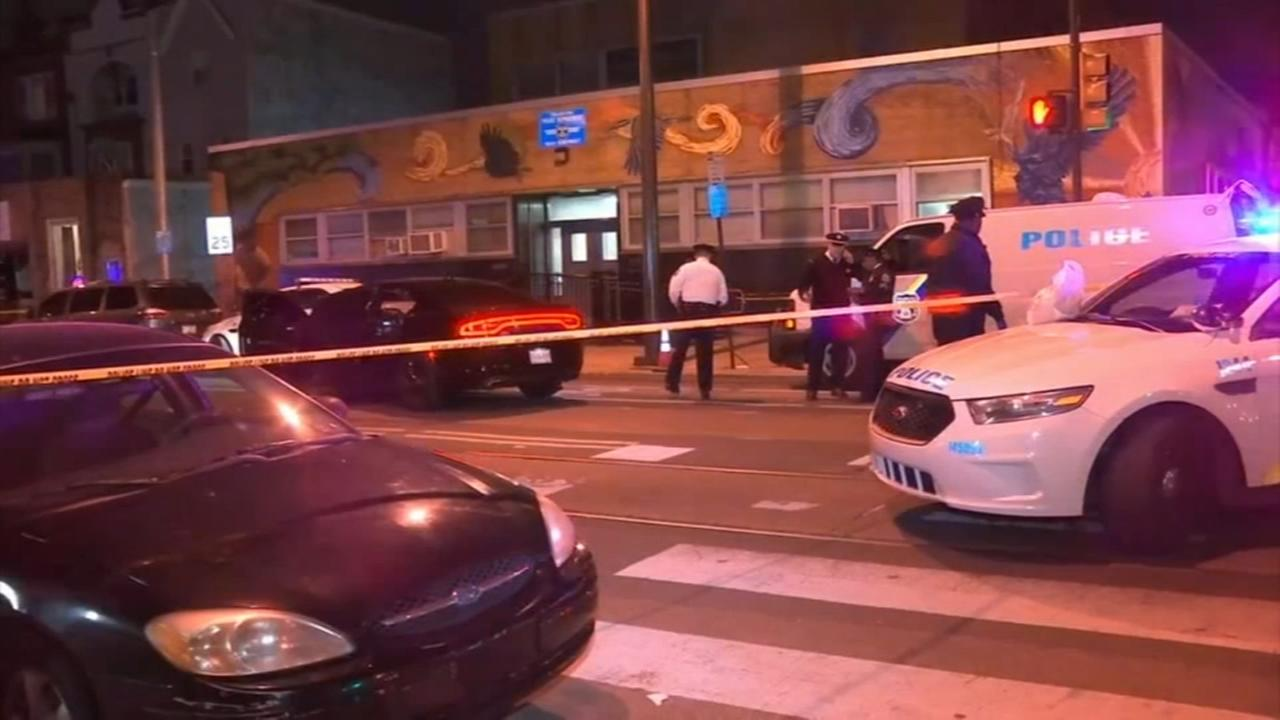 Neighbors react to toddler shot in Southwest Philadelphia