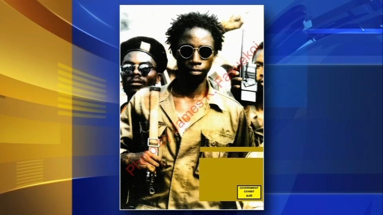 Liberian rebel commander sentenced to 30 years in prison