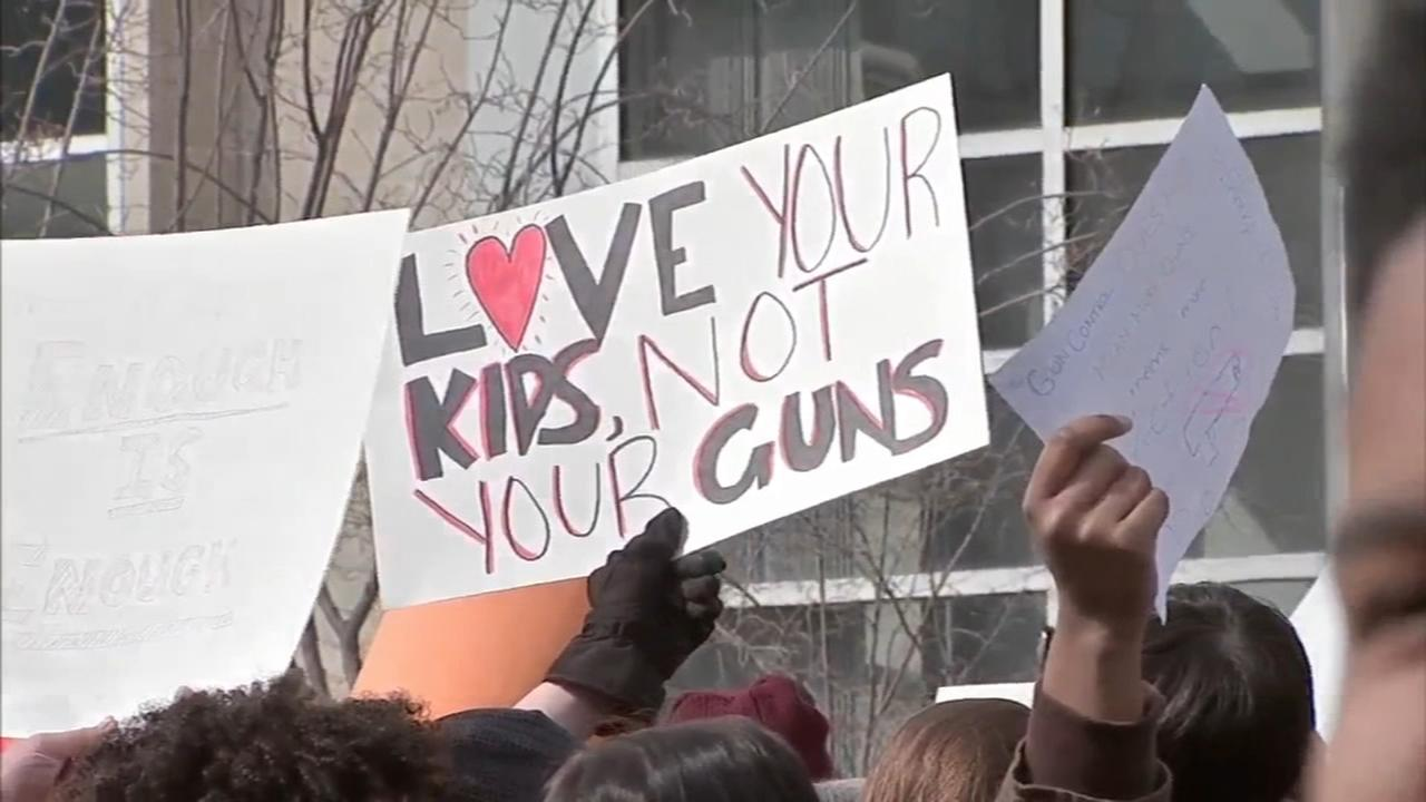 School walkouts planned for Friday