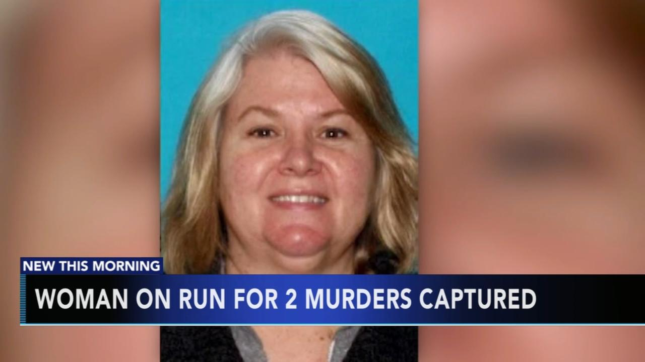 Woman suspected in Minnesota, Florida deaths caught in Texas