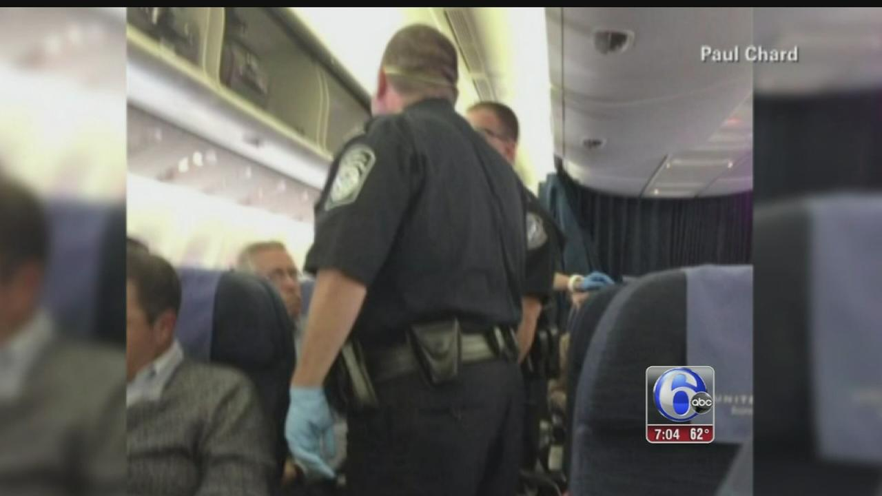 VIDEO: Test shows passengers on Newark flight do not have Ebola