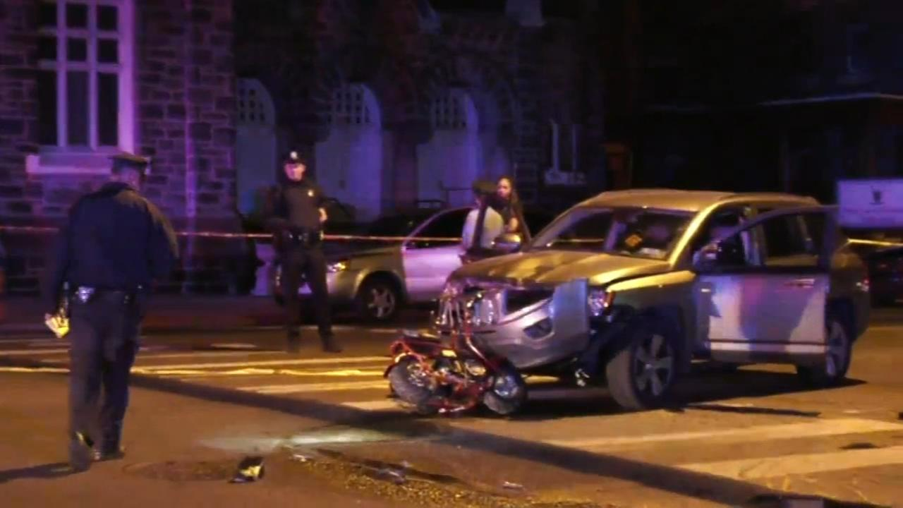 6-year-old killed in West Philadelphia crash