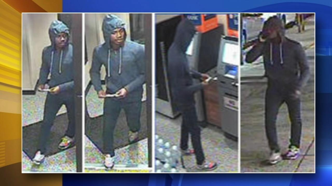 Police: 5 Philly robberies likely connected; suspects sought